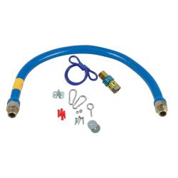 Dormont - 43-S0049-36 - 3/4 in x 36 in Gas Hose Kit image