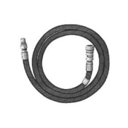 "Crown Verity - Z-NGH075 - 3/4"" Natural Gas 10 Ft Hose image"