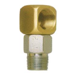 T&S Brass - AG-6D - Safe-T-Link 3/4 in Gas Swivel Connector image
