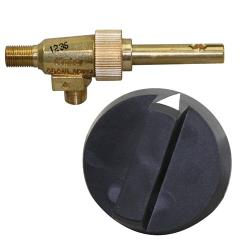 "Southbend - 1176000 - 1/8"" Natural Gas Burner Valve image"