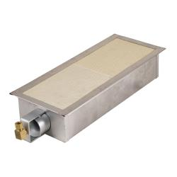 "Commercial - 5 1/4"" x 15 1/4"" Infrared Burner image"