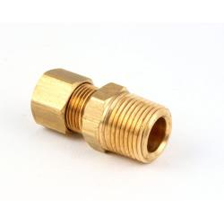 Baker's Pride - N3089A - 3/8 Brass NptCompres Fitting image