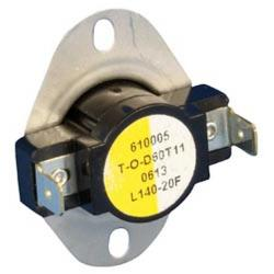 Middleby Marshall - M1362 - Snap Disc Hi-Limit Thermostat image