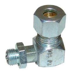"Frymaster - 1/4"" Tube Size LP Gas Orifice Elbow image"
