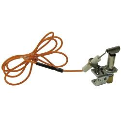 "Commercial - 1/4"" Natural/LP Gas Pilot Burner w/ 29"" Lead image"