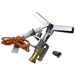 "Commercial - 1/4"" Natural/ LP Gas Pilot Burner W/ 30"" Wire image"