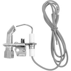 "Garland - 2206503 - 1/4"" Natural/ LP Gas Pilot Burner w/ 36"" Lead image"