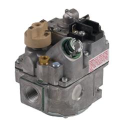 Commercial - 24 Volt Natural Gas Combination Safety Valve With Tan Dial image