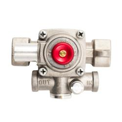 "Commercial - 3/8"" TS Safety Valve w/ Pilot In/Out image"