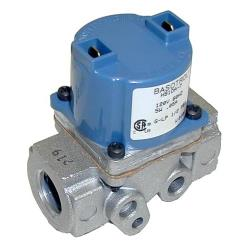 "Commercial - 1/2"" 120V Natural/ LP Dual Gas Solenoid Valve image"