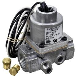 "Commercial - 1/2"" 120V Natural/ LP Gas Solenoid Valve image"