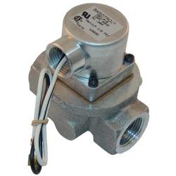 "Commercial - 3/4"" 120V Natural/LP Gas Solenoid Valve image"