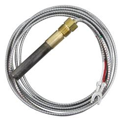 "Baker's Pride - M1265X - 60"" Two Lead Armored Thermopile image"