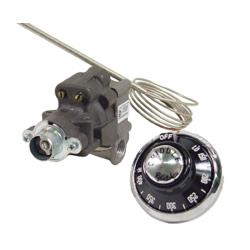 "Commercial - 1/4"" BJWA Thermostat w/ 150° - 400° Range image"