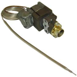 Original Parts - 461586 - BJWA Thermostat w/ 150°  -400° Range & 48 in Capillary Tube image