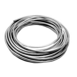 "Commercial - 50 Ft Roll 1/4"" Aluminum Tubing image"