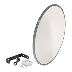 Commercial - 13 in Convex Mirror image
