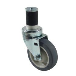Kason - 6C524026PPPG - 1 5/8 in Expanding Stem Caster With 4 in Wheel image