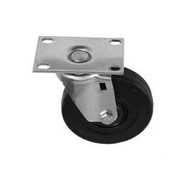 Vollrath - 21778-1 - Plate Mount Caster with 4 in Wheel image