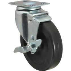 CHG - C11-1041 - 4 in Swivel Plate Caster with Brake image