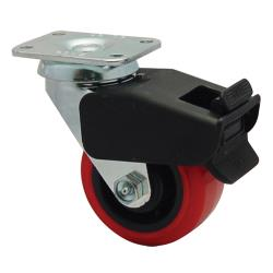Commercial - 500 Lb Swivel Caster w/ Brake image