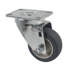 Kason® - 6C523001PPPG - Duraglide 3 in Swivel Plate Caster image