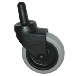 Rubbermaid - FG7570L20000  - 3 In Plastic Swivel Stem Caster image