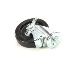 Frymaster - 8102405 - 5 in Swivel Threaded Stem Caster w/ Brake image
