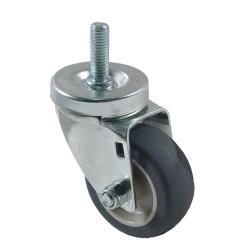 Kason - 6C523022PPPG - 1/2 in Threaded Stem Caster With 3 in Wheel image