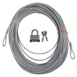 Commercial - 150' Cable w/ Lock image