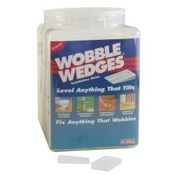 Wobble Wedge - 300 - 300 White Wobble Wedges image