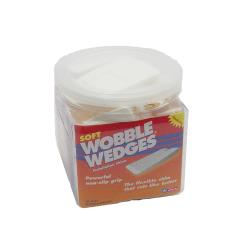 Wobble Wedge - 7030 - 30 White Wobble Wedges image