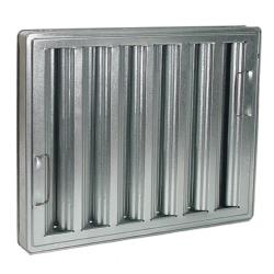 CHG - FG51-1020 - 10 in x 20 in Galvanized Hood Filter image
