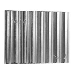 Flame Gard - 451620 - Frameless 16 in (H) x 20 in (W) Galvanized Hood Filter image