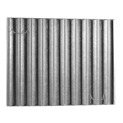 Flame Gard - 452025 - Frameless 20 in (H) x 25 in (W) Galvanized Hood Filter image