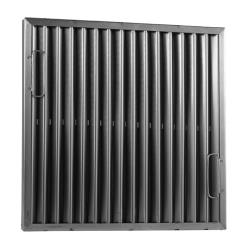 CHG - F60-2020 - Heavy Duty 20 in (H) x 20 in (W) Stainless Steel Hood Filter image