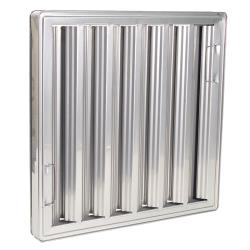 CHG - FR51-1620 - 16 in (H) x 20 in (W) Stainless Steel Hood Filter image