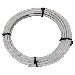 Allpoints Select - 321373 - 3/4 in x 1 1/8 in Silicone Braid Hose image