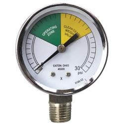 Original Parts - 621053 - 0 - 30 PSI Pressure Gauge image