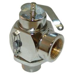 Allpoints Select - 561328 - 50 PSI 3/4 in Steam Safety Relief Valve image