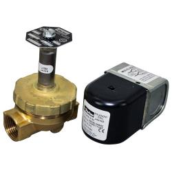 Allpoints Select - 581025 - 120/240V Hot Water/Steam Solenoid Valve image