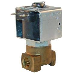 Cleveland - FK22241 - 120V 1/4 in Hot Water Solenoid Valve image