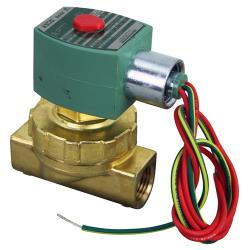 "Commercial - 1/2"" 120V Steam Solenoid Valve image"