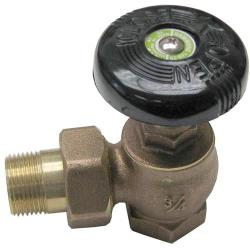 Commercial - 90° Steam Supply Valve w/ Reducer Bushing image