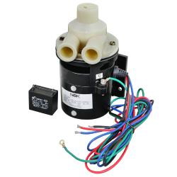 Original Parts - 681232 - Motor, Capacitor, & Pump Assembly image