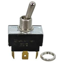 Allpoints Select - 421634 - On/Off/On 6 Tab Toggle Switch image