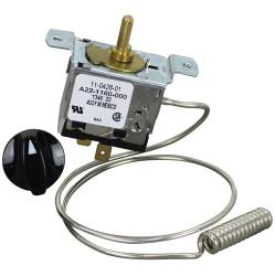 Allpoints Select - 461441 - Cube Size Thermostat image