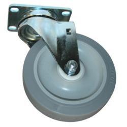 Rubbermaid - 4546-L1 - 5 in TradeMaster® Cart Swivel Caster image