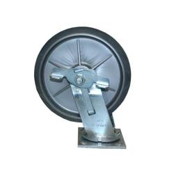 Rubbermaid - 6189-L5 - 8 in Swivel Caster with Brake image