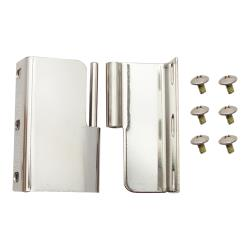 Carlisle - PC301HA38 - PC300 Chrome Hinge Assembly image